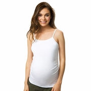 Crave Maternity Bust Support Camisole Top - Viscose
