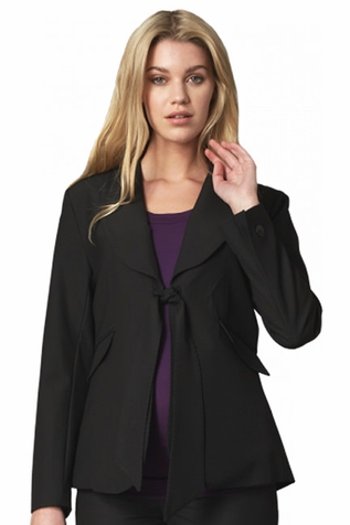 SOLD OUT Crave Neo Career Tie Front Maternity Jacket