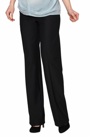 SOLD OUT Crave Neo Pull On Straight Leg Career Maternity Trousers