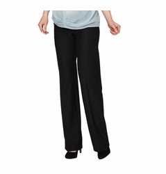 Crave Neo Pull On Straight Leg Career Maternity Trousers