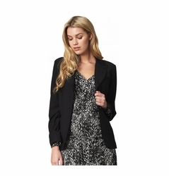 Crave Smart Button Career Maternity Jacket