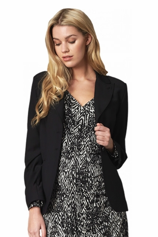 SOLD OUT Crave Smart Button Career Maternity Jacket