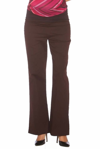SOLD OUT Due Maternity Classic Career Maternity Pants