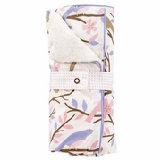 SOLD OUT Dwell Studio Stroller Blanket Sparrow