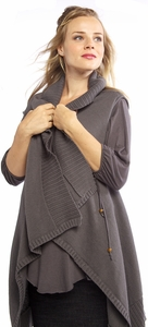 Egg Slouchy Maternity Sweater Vest