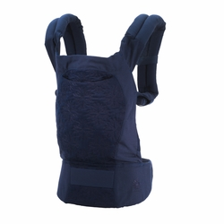 Ergobaby Designer Collection Baby Carrier - Blue Lotus Embroidered Limited Edition
