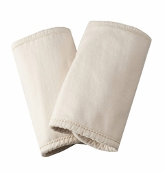 Ergobaby Organic Teething Pads For Ergo Carriers - Natural
