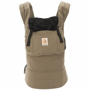 SOLD OUT Ergobaby Original Ergo Baby Canvas Carrier - Aussie Khaki