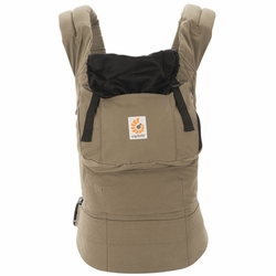Ergobaby Original Ergo Baby Canvas Carrier - Aussie Khaki by Ergobaby