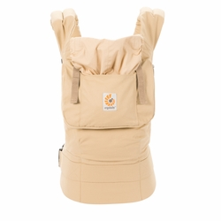 Ergobaby Original Ergo Baby Canvas Carrier - Camel