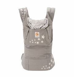 Ergobaby Original Ergo Baby Canvas Carrier - Galaxy Grey