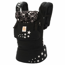 SOLD OUT Ergobaby Original Ergo Baby Canvas Carrier - Night Sky