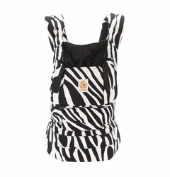 Ergobaby Original Ergo Baby Canvas Carrier - Zebra