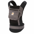 Ergobaby Performance Baby Carrier - Black And Charcoal