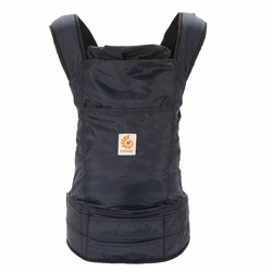 Ergobaby Travel Collection Ergo Baby Carrier - Stowaway Navy