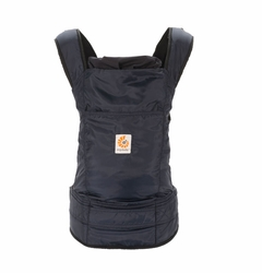 SOLD OUT Ergobaby Travel Collection Ergo Baby Carrier - Stowaway Navy