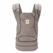 Ergobaby Travel Collection Ergo Baby Carrier - Urban Chic Graphite