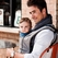 SOLD OUT Ergobaby Travel Collection Ergo Baby Carrier - Urban Chic Graphite