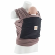 Ergobaby Wrap Baby Carrier - Taupe/Black