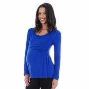 Everly Grey Bailey Maternity Nursing Top