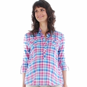 SOLD OUT Everly Grey Bethany Plaid Button Down Maternity Shirt