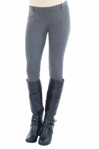 Everly Grey Bingly Ponte Pintuck Maternity Legging