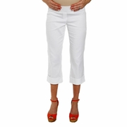 Everly Grey Carrie Cropped Maternity Pants