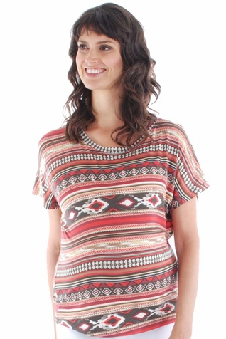 Everly Grey Delia Maternity Tee
