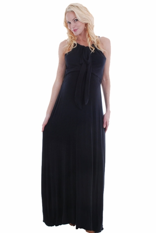 SOLD OUT Everly Grey Harmony Maxi Maternity Dress