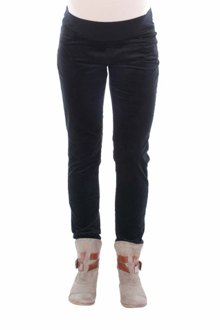 SOLD OUT Everly Grey Hunter Maternity Pant - Corduroy