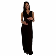 Everly Grey Jill Sleeveless Maxi Dress