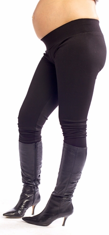 SOLD OUT Everly Grey Ponte Maternity Leggings