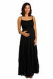 Everly Grey Poppy Maternity Maxi Dress