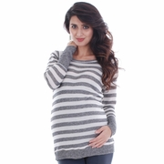 Everly Grey Scarlett Maternity Lounge Top