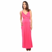 Everly Grey Sofia Maternity And Nursing Maxi Dress