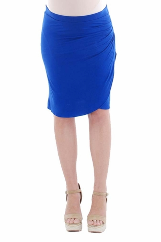 Everly Grey Spencer Maternity Pencil Skirt