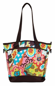 SOLD OUT Fleurville Fiesta Flower Sling Tote Diaper Bag