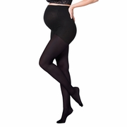 Ingrid And Isabel Maternity Opaque Full Belly Tights