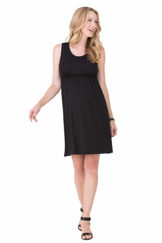 Ingrid & Isabel Empire Maternity Tank Dress