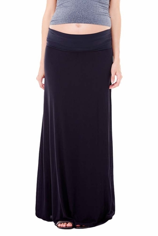 SOLD OUT Ingrid & Isabel Flowy Maternity Maxi Skirt