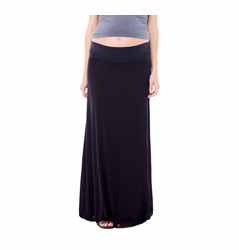 Ingrid & Isabel Flowy Maternity Maxi Skirt