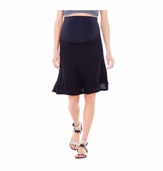 Ingrid & Isabel Flowy Maternity Mini Skirt