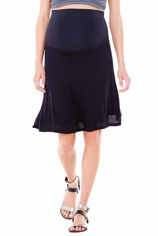SOLD OUT Ingrid & Isabel Flowy Maternity Mini Skirt
