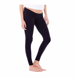 TEMPORARILY OUT OF STOCK Ingrid & Isabel Low Rise Maternity Belly Leggings