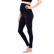 Ingrid & Isabel Maternity Active Fitness Pant With Crossover Panel - Long Legging
