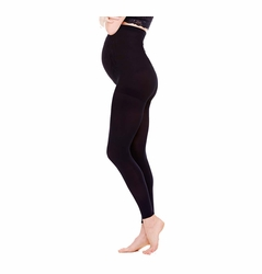 Ingrid & Isabel Maternity Opaque Full Belly  Footless Tights
