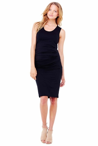 SOLD OUT Ingrid & Isabel Pleated Tank Maternity Dress