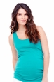 Ingrid & Isabel Scoop Maternity Tank Top