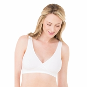 Ingrid & Isabel Seamless Crossover Maternity And Nursing Bra