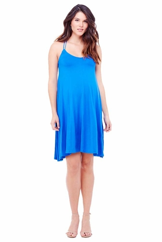 TEMPORARILY OUT OF STOCK Ingrid & Isabel Summer Trapeze Maternity Dress